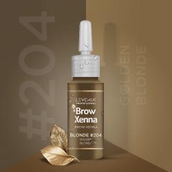 BrowXenna 204 Golden Blond