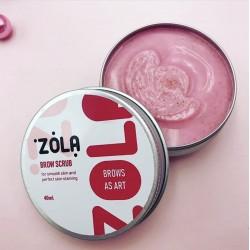 Mini peeling do brwi Zola